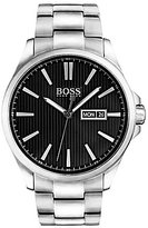 HUGO BOSS BOSS The James Analog, Day & Date Bracelet Watch