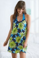 aerie Sunflower Tassel Dress
