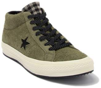 Converse One Star Counter Climate Mid Top Sneaker (Unisex)