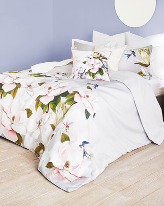 Ted Baker OPOLI Opal queen size cotton duvet cover