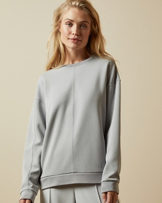 Ted Baker AUIBRY Branded sweatshirt