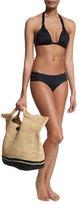 Vitamin A Two-Tone Beach Tote Bag