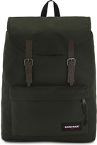 Eastpak London canvas backpack
