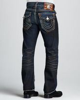 True Religion Ricky Super T Collateral Jeans