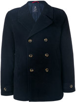 Fay classic double-breasted coat