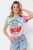 Urban Outfitters Saved By The Bell Tie-Dye Tee