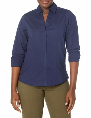 Foxcroft Women's Ellen Non Iron Stretch Shirt