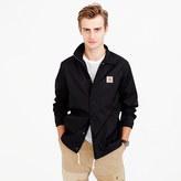 J.Crew Carhartt® Work in Progress coach's jacket in black