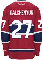 Reebok Alex Galchenyuk Montreal Canadiens Home Jersey