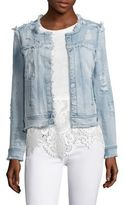 Generation Love Madison Distressed Denim Jacket