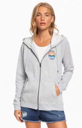 Roxy Wait For Waves Fleece Sweatshirt