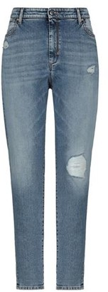 Sportmax Code Denim trousers