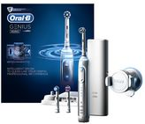 Oral-B Oral B GENIUS 8000 Silver Electric Toothbrush Powered by Braun
