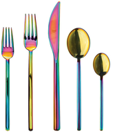 Mepra Due Arcobaleno Cutlery Set (5 PC)