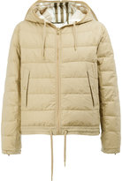 Moncler Gamme Bleu reversible padded jacket - men - Cotton/Feather Down/Polyamide - 1