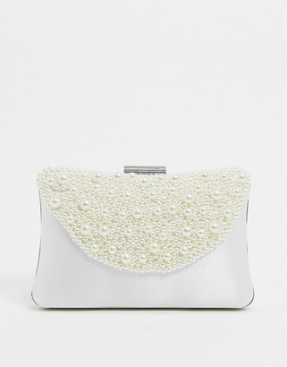 True Decadence grab bag with pearl embellishement