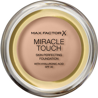 Max Factor Miracle Touch Foundation 11.5G 45 Warm Almond