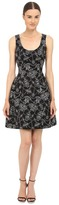 Prabal Gurung Lurex Jacquard Sleeveless Dress Women's Dress
