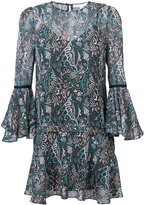 Veronica Beard floral print short dress - women - Silk - 4