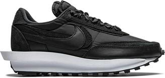 "Nike x Sacai LDWaffle ""Black Nylon"" sneakers"