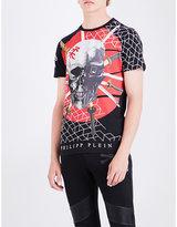 Philipp Plein Skull Cotton T-shirt