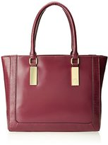 Anne Klein Bar It All Tote Shoulder Bag