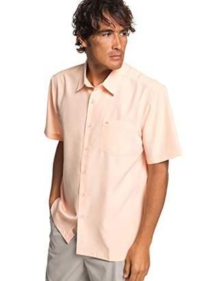 Quiksilver Waterman Men's Centinela 4 Button Down Shirt
