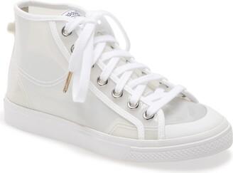 adidas Nizza Opaque High Top Sneaker