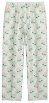 Gucci Flower bow jacquard pant