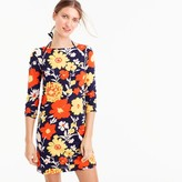 J.Crew Tunic dress in vintage floral