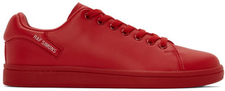 Raf Simons Red Orion Sneakers