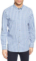 Ted Baker Tripup Extra Slim Fit Check Sport Shirt