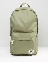 Converse Core Patch Backpack In Green