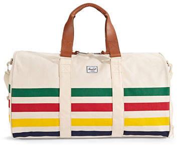 Herschel HUDSON'S BAY COMPANY x Multistripe Novel Duffle Bag