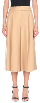 Jil Sander Navy 3/4-length trousers