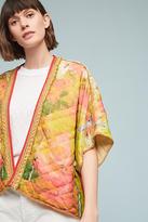 Blank Dora Quilted Kimono