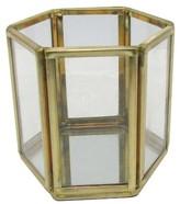 Threshold Small Holder Terrarium Gold