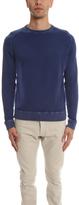 Massimo Alba Sweatshirt Cobalt