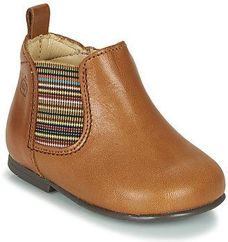 Citrouille et Compagnie LISETTE girls's Mid Boots in Brown