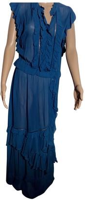 MUNTHE Blue Dress for Women