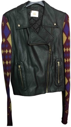 Matthew Williamson Multicolour Leather Jacket for Women