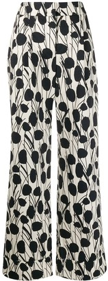 La DoubleJ Anna wide-leg trousers