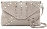 Sorial Levi Leather & Suede Studded Crossbody
