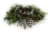 Mackenzie Childs MacKenzie-Childs - Underpinnings Horizontal Hanging Wreath