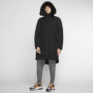 Nike Hooded Parka Sportswear Down Fill
