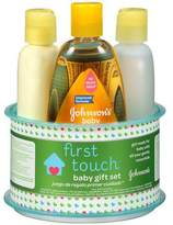 Johnson's Baby First Touch Giftset