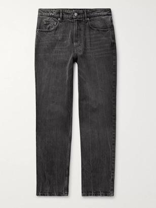 Balenciaga Washed-Denim Jeans