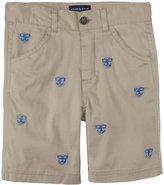 Andy & Evan Man'S Best Trend Shorts (Toddler/Kid) - Khaki-5 Years