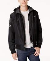 American Rag Men's Hooded Bomber Jacket, Created for Macy's
