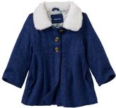 Carter's Baby Girl Wool-Blend Coat